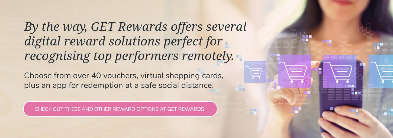 Digital rewards